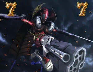 VS超魔獣装甲オクタピア