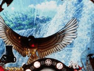 鷹狩り演出
