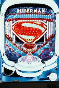 CRAスーパーマン筐体