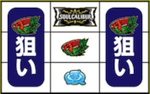 スイカorチャンス目BorオメガリプレイA・B