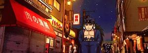 商店街ステージ(夜)