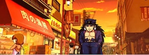 商店街ステージ(夕方)