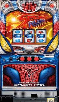 アメイジング・スパイダーマン 新台スロット