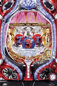 CRF LADY GAGA(レディー・ガガ) 新台パチンコ