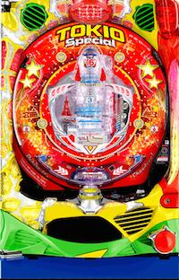CR TOKIO Special 新台パチンコ